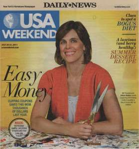 USA Weekend Cover Story 7/31/11